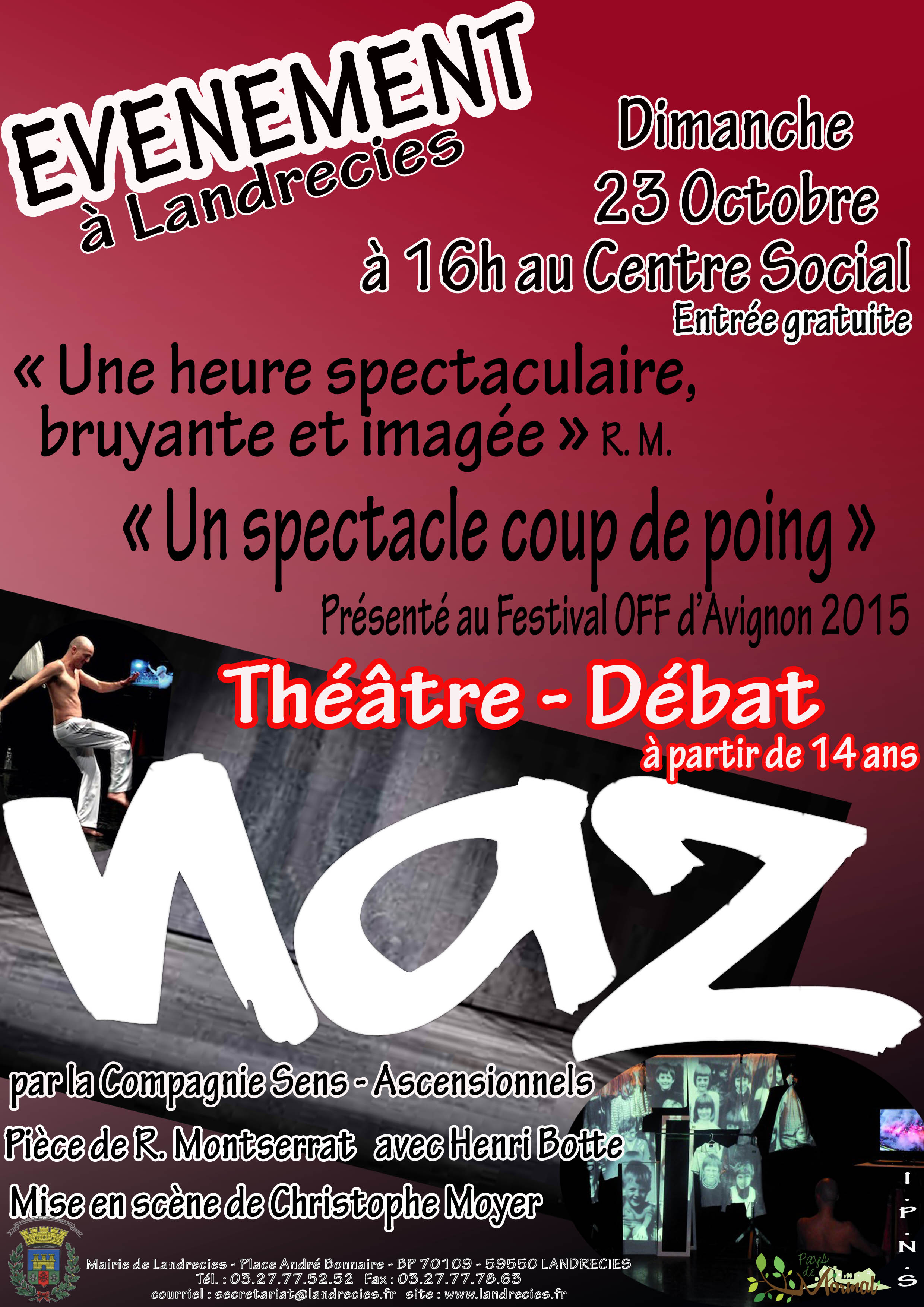 Spectacle NAZ